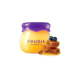 Frudia blueberry hydrating honey- Фрудиа бальзам для губ с черникой и медом 10 мл