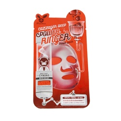 Elizavecca Маска тканевая для лица с коллагеном - Collagen deep power ringer mask pack, 23мл